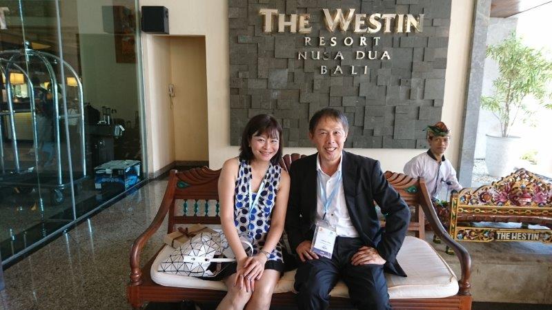 シンガポール代理人 Francine Tan弁護士と