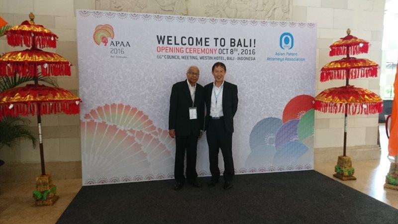 マレーシア Kass International 社長と